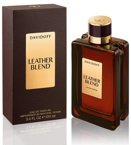 Leather Blend Unisex fragrance by Davidoff