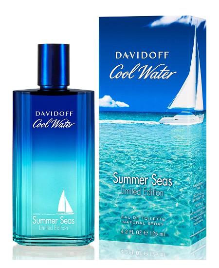 Cool Water Summer Seas cologne for Men by Davidoff