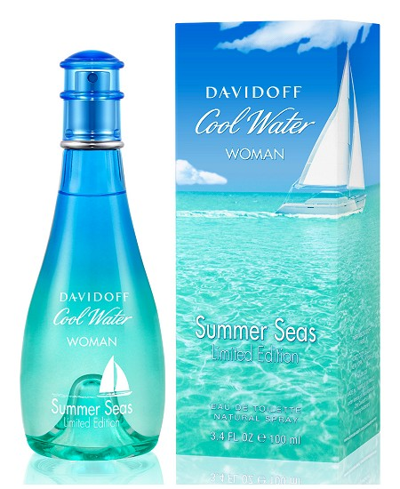 Cool Water Summer Seas perfume for Women by Davidoff