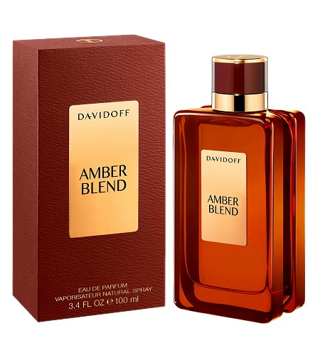Amber Blend Unisex fragrance by Davidoff