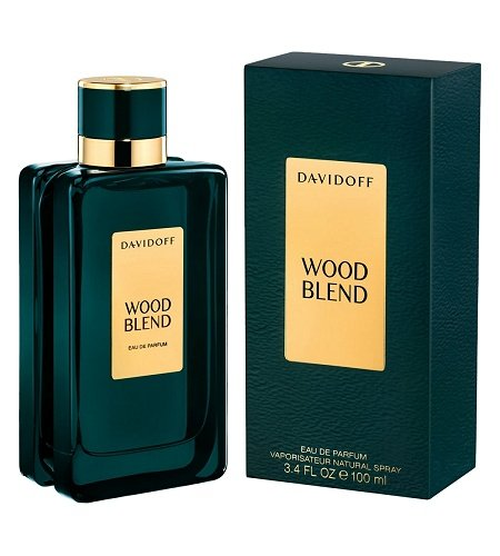 Wood Blend Unisex fragrance by Davidoff