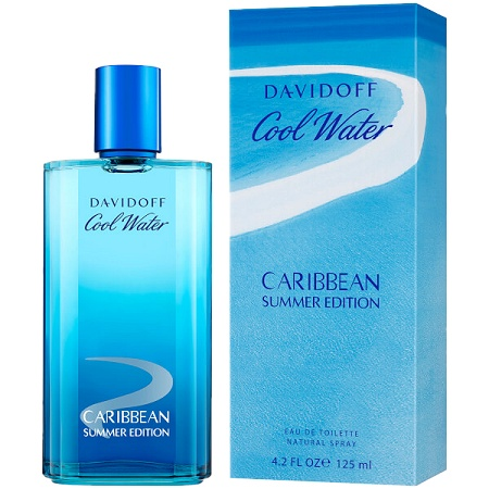 Cool Water Caribbean Summer Edition cologne for Men by Davidoff