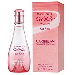Cool Water Sea Rose Caribbean Summer Edition  perfume for Women by Davidoff 2018
