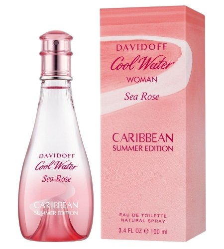 Cool Water Sea Rose Caribbean Summer Edition perfume for Women by Davidoff