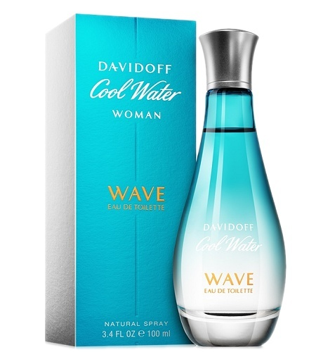Cool Water Wave 2018 perfume for Women by Davidoff