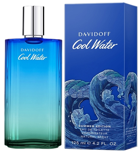 dcbe5c030ea Cool Water Summer Edition 2019 Cologne for Men by Davidoff 2019 ...