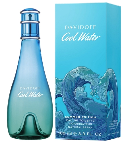 Cool Water Summer Edition 2019 perfume for Women by Davidoff