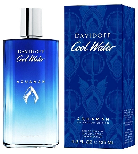 Cool Water Aquaman Collector Edition cologne for Men by Davidoff