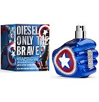 Only The Brave Captain America  cologne for Men by Diesel 2011