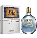 Fuel For Life L'Eau  cologne for Men by Diesel 2012