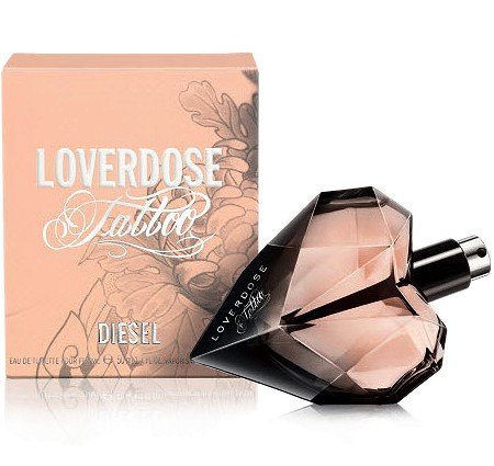 Loverdose Tattoo EDT perfume for Women by Diesel