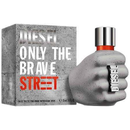 Only The Brave Street cologne for Men by Diesel