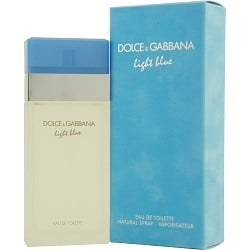 Light Blue perfume for Women by Dolce & Gabbana