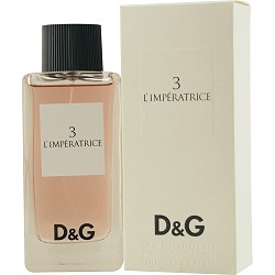 3 L'Imperatrice perfume for Women by Dolce & Gabbana