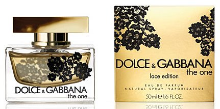 The One Lace Edition perfume for Women by Dolce & Gabbana