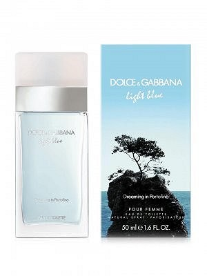 Light Blue Dreaming In Portofino perfume for Women by Dolce & Gabbana