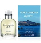 Light Blue Discover Vulcano  cologne for Men by Dolce & Gabbana 2014