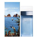 Light Blue Love In Capri perfume for Women by Dolce & Gabbana - 2016