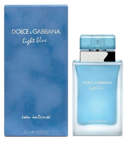 Light Blue Eau Intense perfume for Women by Dolce & Gabbana
