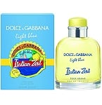 Light Blue Italian Zest cologne for Men by Dolce & Gabbana