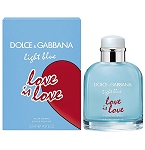 Light Blue Love is Love cologne for Men by Dolce & Gabbana - 2020