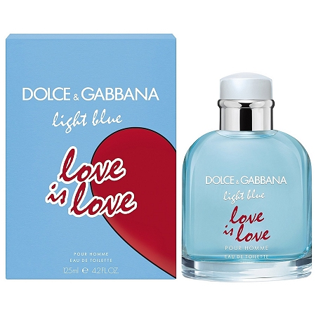 Light Blue Love is Love cologne for Men by Dolce & Gabbana