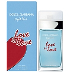 Light Blue Love is Love perfume for Women by Dolce & Gabbana - 2020