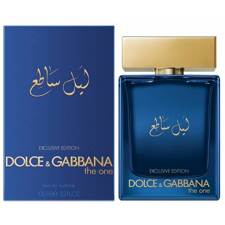 The One Luminous Night cologne for Men by Dolce & Gabbana
