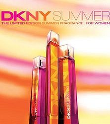 DKNY Summer 2006 perfume for Women by Donna Karan