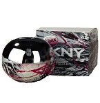 DKNY Be Delicious Red Art  cologne for Men by Donna Karan 2008