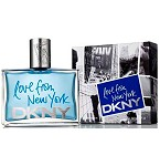 DKNY Love From New York  cologne for Men by Donna Karan 2009