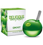 Delicious Candy Apples Sweet Caramel  perfume for Women by Donna Karan 2010