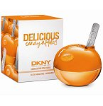 Delicious Candy Apples Fresh Orange  perfume for Women by Donna Karan 2011
