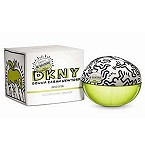 DKNY Be Delicious Art 2013 perfume for Women by Donna Karan