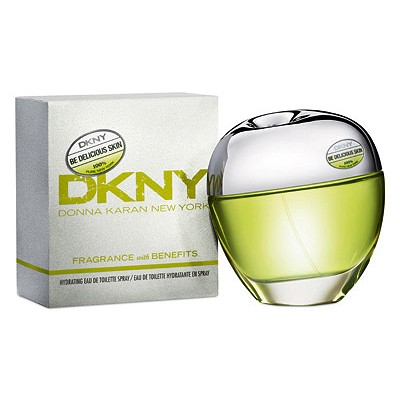 DKNY Be Delicious Skin Hydrating EDT perfume for Women by Donna Karan
