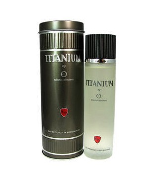 Titanium cologne for Men by Eclectic Collections