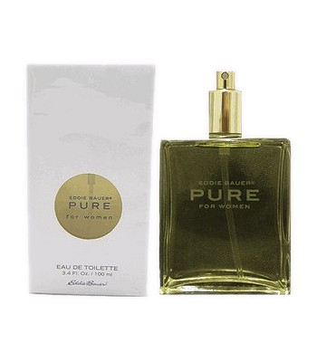 Pure perfume for Women by Eddie Bauer
