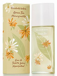 Green Tea Honeysuckle perfume for Women by Elizabeth Arden