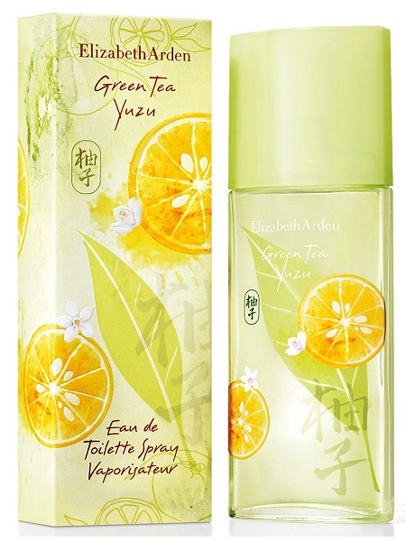 Green Tea Yuzu perfume for Women by Elizabeth Arden