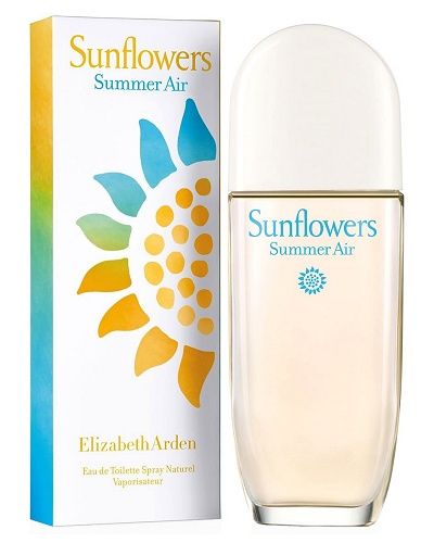 Sunflowers Summer Air perfume for Women by Elizabeth Arden