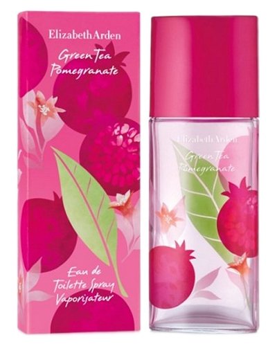 Green Tea Pomegranate perfume for Women by Elizabeth Arden