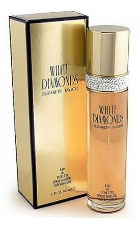White Diamonds perfume for Women by Elizabeth Taylor