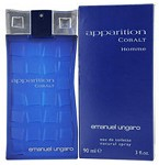 Apparition Cobalt  cologne for Men by Emanuel Ungaro 2010