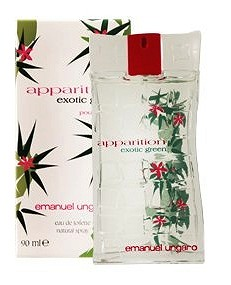 Apparition Exotic Green perfume for Women by Emanuel Ungaro