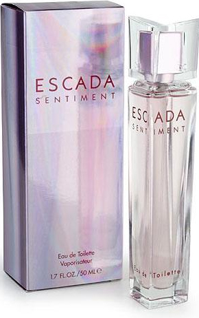 Sentiment perfume for Women by Escada