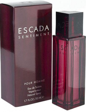 Sentiment cologne for Men by Escada