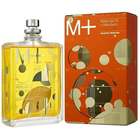 Molecule 01 Mandarin Unisex fragrance by Escentric Molecules