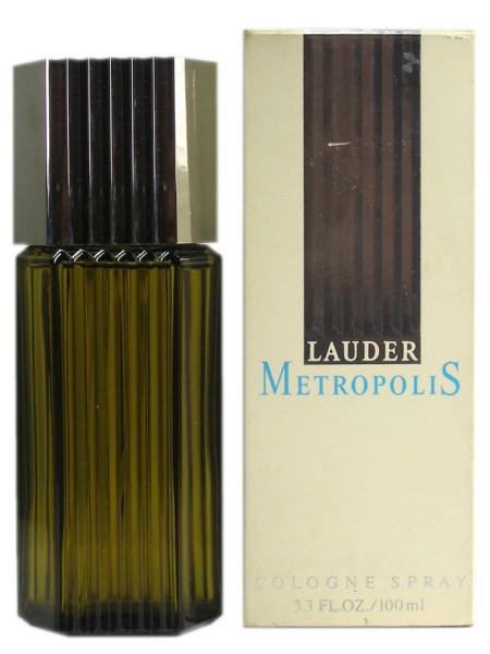 Lauder Metropolis cologne for Men by Estee Lauder