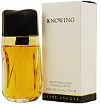 Knowing  perfume for Women by Estee Lauder 1988