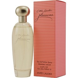 Pleasures perfume for Women by Estee Lauder